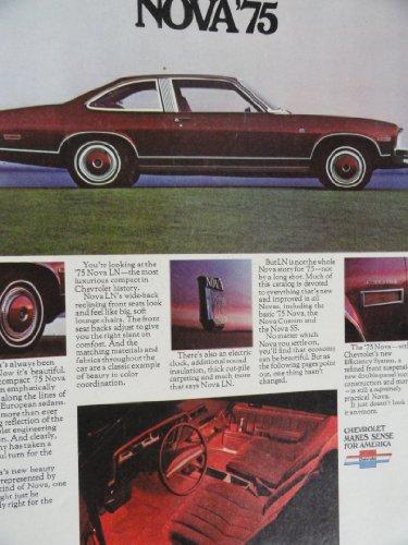 Chevy Sales Brochure - 2
