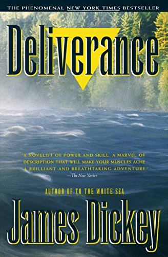 Deliverance modern library 100 best novels kindle edition by deliverance modern library 100 best novels by dickey james fandeluxe Gallery