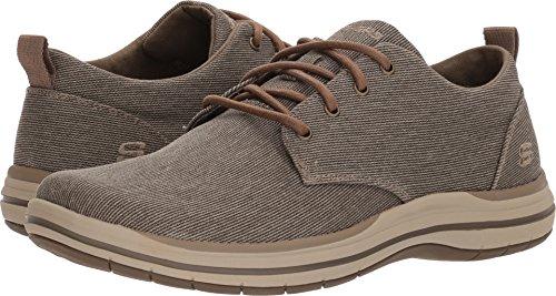 Skechers Classic Men's Fit-Elson-Moten Oxford Shoes