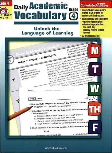 Daily academic vocabulary grade 4 evan moor 0023472027603 amazon daily academic vocabulary grade 4 evan moor 0023472027603 amazon books fandeluxe Images