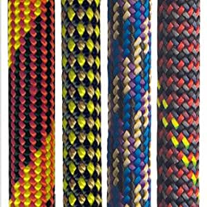 New England Ropes 3446-08-00660 Maxim Elevate Gym Rope 10.8Mm X 200M