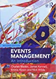 Events Management: An Introduction