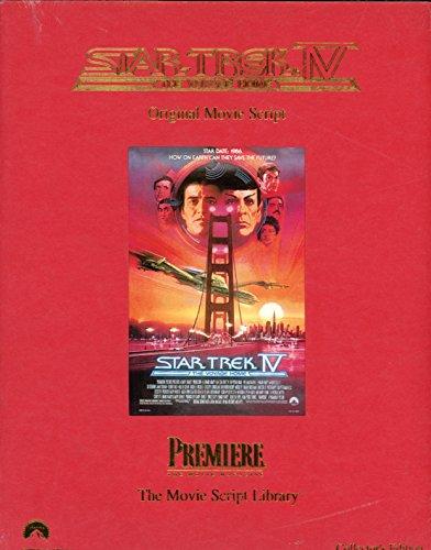 Star Trek: The Voyage Home - Original Movie Script