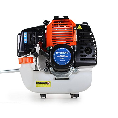 P1PE P5200BC 52 cc Hyundai Powered Petrol Grass Trimmer and Brushcutter,...