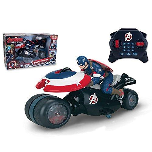 Avengers Age of Ultron Ultron Ultron – u-command Captain America moto | Ogni articolo descritto è disponibile  | Il colore è molto evidente  | Il Prezzo Ragionevole  | Caratteristiche Eccezionali  | Vogue  | prezzo al minuto  8dcb13