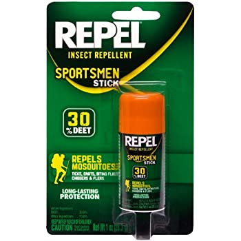 Repel Sportsman Insect Repellent Stick, 1-Ounce