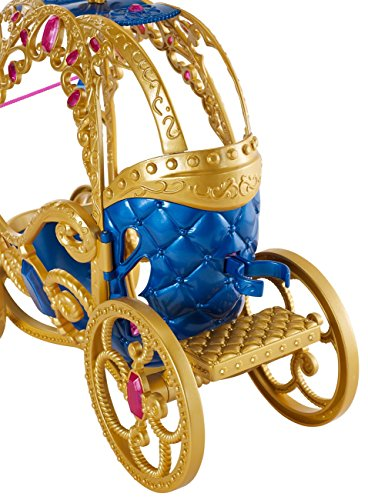 51U9TGmU71L - Mattel Disney Princess Cinderella Horse and Carriage(Discontinued by manufacturer)