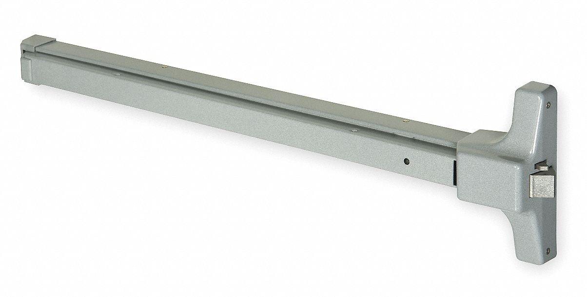 Exit Device, Series 2100, Lacquer, Rim Pullman Bolt