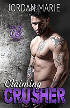 Claiming Crusher: Savage Brothers MC by [Marie, Jordan]