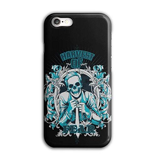 Harvest Of Fear Boss Skull Suit NEW Black 3D iPhone 7 Case | Wellcoda (Mob Boss Tie)