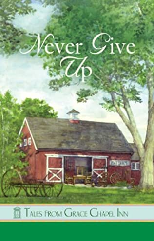 book cover of Never Give Up