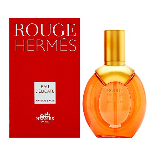 Rouge Eau Delicate by Hermes for Women 1.0 oz Eau Delicate Spray