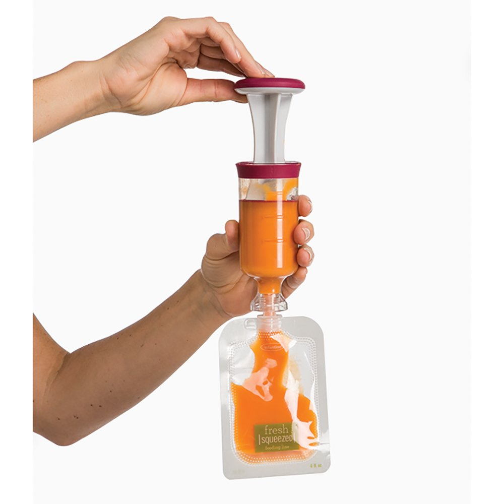 Infantino Fresh Squeezed Simple Squeeze Kit by Infantino (Image #4)
