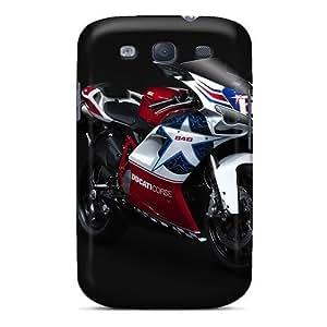 Galaxy S3 Ducati 848 Sports Bike Tpu Silicone Gel Case Cover. Fits Galaxy S3
