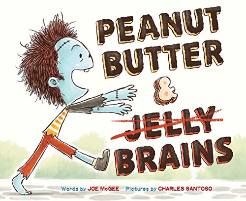 Halloween Horror Nights 4 Merchandise (Peanut Butter & Brains: A Zombie Culinary)