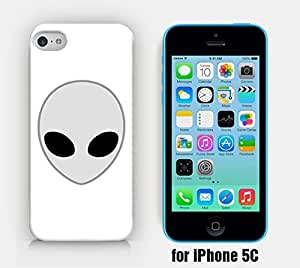 for iPhone 5C - Alien - E.T - Extraterestrial - Hipster - Ship from Vietnam - US Registered Brand
