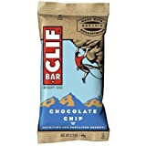 Clif Chocolate Chip Snacks Bar, 2.4 Ounce -- 192 per case.