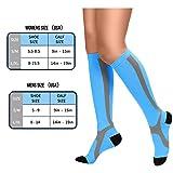 Bluemaple Compression Socks,(7pair) Compression