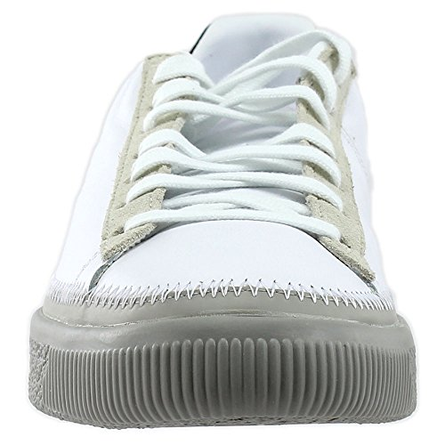 cheap prices reliable PUMA Unisex x Han Kjobenhavn Basket Stitched Sneaker White/Drizzle 10.5 D US clearance footaction free shipping explore exclusive cheap online with paypal for sale Eiywah