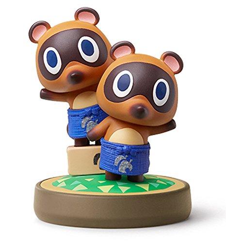 amiibo Mamekichi & Tsubukichi (Animal Crossing) Japan - Mall Crossing The
