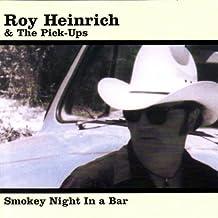 Smokey Night in a Bar