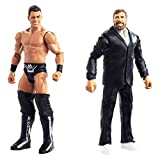 WWE Series # 49 Daniel Bryan & The Miz Figures, 2 Pack