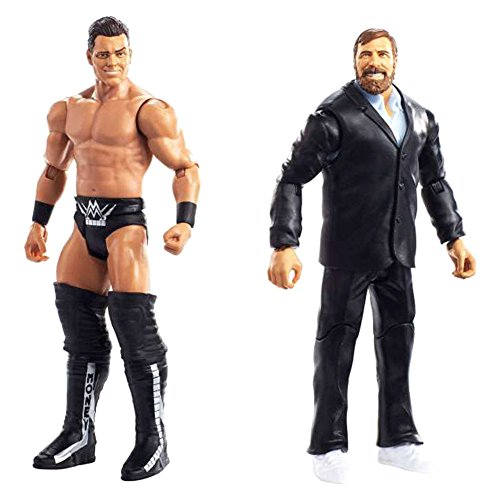 WWE Series # 49 Daniel Bryan & The Miz Figures, 2 Pack by WWE