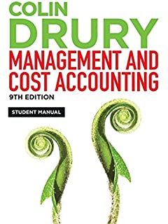 Management and cost accounting with coursemate and ebook access management and cost accounting student manual fandeluxe Gallery
