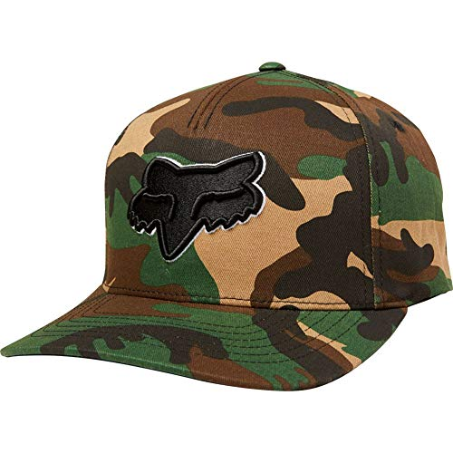 size 40 de249 0a0ab Fox Men s Epicycle Flexfit HAT, Green Camo, ...