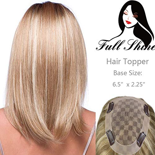 Full Shine Hair Topper 12