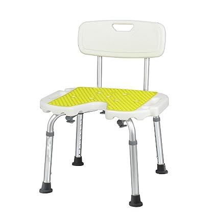 Amazon Com Zhilian Bath Chair Old Man Shower Chair Bathroom Stool