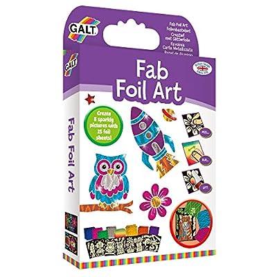 Galt Toys, Fab Foil Art: Toys & Games