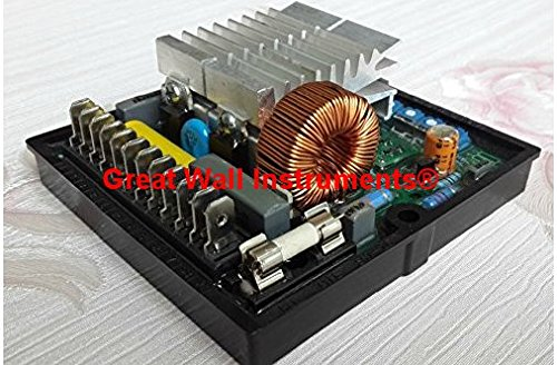 Automatic Voltage Regulator AVR SR7 For Mecc Alte Generator AVR SR7-2G by SR7