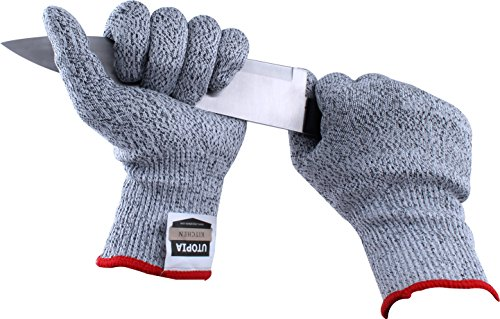 Cut Resistant Gloves - High Performance Level...