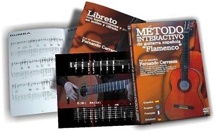 DVD libreto Musical Atalaya interactive método guitarra: Amazon.es: Instrumentos musicales