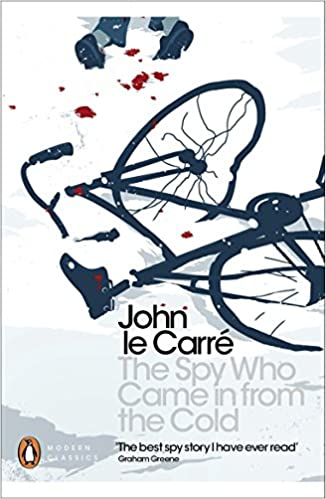 Image result for spy who came in from the cold book