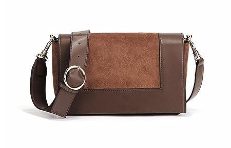 2259d4e125 2018 new Messenger bag ladies handbag female bag handbags for women Leather  Cross Body Shoulder Slouch