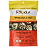 KOUKLA DELIGHTS Cran Maple Granola Cookies, 150g