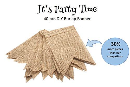Review It's Party Time: 40Pcs
