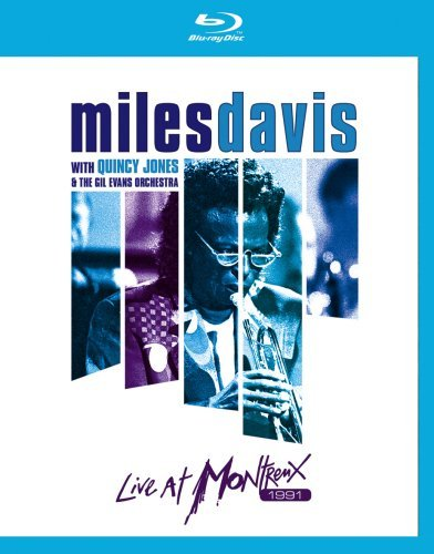 Blu-ray : Gil Evans - Live at Montreux 1991 (Blu-ray)
