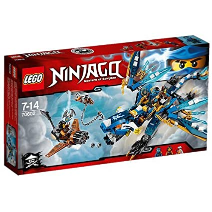 Amazon.com: LEGO (LEGO) Ninja Go Jay Element Dragon of ...