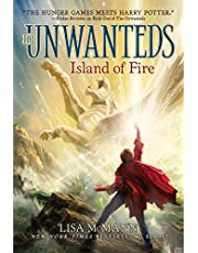 Island Of Fire 3 (The Unwanteds)