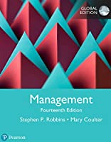 Management, Global Edition, 14th Edition Front Cover