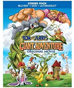 Tom and Jerry's Giant Adventure (Blu-ray)