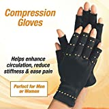 Dr O Wellness Copper Infused Arthritis Compression Gloves
