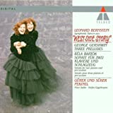 Bernstein: Symphonic Dances of West Side Story/Gershwin: Three Preludes/Bartok: Sonata for Two Pianos and Percussion