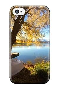 Cute Appearance Cover/tpu MyaTcYe7224YGLPA Best Hd Scenery Case For Iphone 4/4s