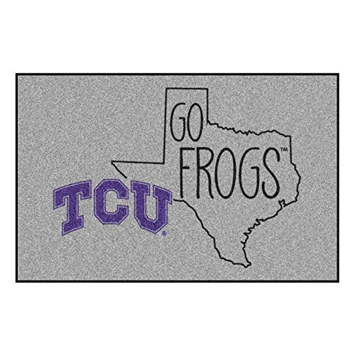 Texas Christian University Southern Style Rug