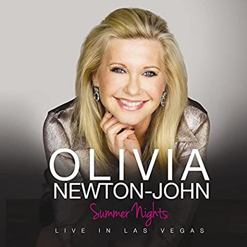 Summer Nights-Live in Las Vegas (Olivia Newton John Live Cd)