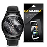 (2-Pack) EZGuardZ Screen Protector for Samsung Gear S2 Classic (Ultra Clear)